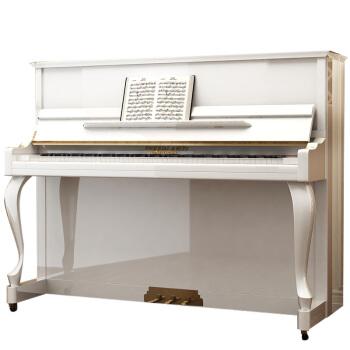 PASQUALE&COインテリジェントバスの縦型ピアノK 500プロ用の演奏授業用ピアノ純真白+練習琴大礼装+宅配便