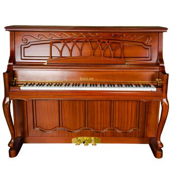 唐爵(TALLJO)の全く新しい古典欧風ドイツ縦型ピアノ雲杉木の新しいピアノプロ用演奏教室用ピアノG 6プロ用クラシックピアノ(ベルト緩降)+宅配便。