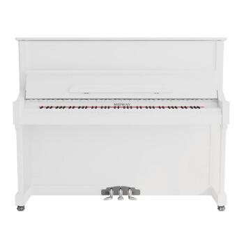 ミドウェイ(midway)タテ型ピアノMS-1付属品新品プロ用教育用ピアノホワイト