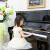 Conrad Grafの新しいドイツピアノTS 300成人子供用の初心者ピアノ