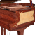 シュールツSCHOLIZE GroonピアノS-152 GR花梨木亮光