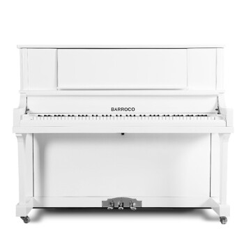 Barroco(Barroco)真新しい縦型ピアノのレベルアップテストはSK-5ピアノの白色を演奏します。