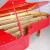 ハイエンド九尺大グーラッドピノ自動演奏式SPYKERスパHD-W 268赤