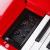 SPYKERスパーカー三角電気ピアノHD-W 136赤