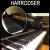 ハロドサ(HARRODSER)HG-183シリーズのオリジナル輸入三角琴プロ用教育用演奏グラドンピノ黒