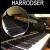 ハロドサ(HARRODSER)原装输入グーラドピアノプロ用ピアノHG-183黒
